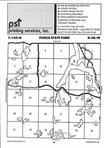 Map Image 009, Clearwater County 1998 Published by Farm and Home Publishers, LTD